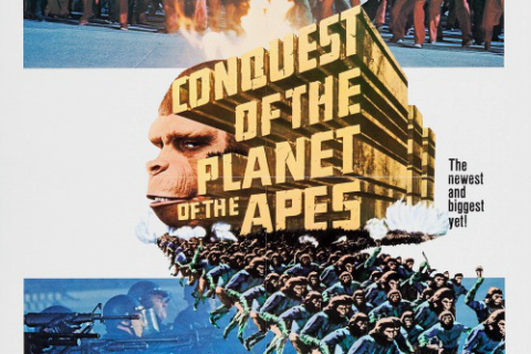 Conquest of the Planet of the Apes (1972)