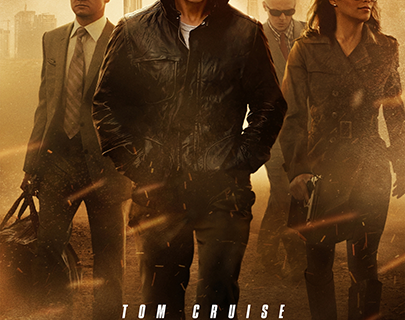 Mission: Impossoble - Ghost Protocol (2019)