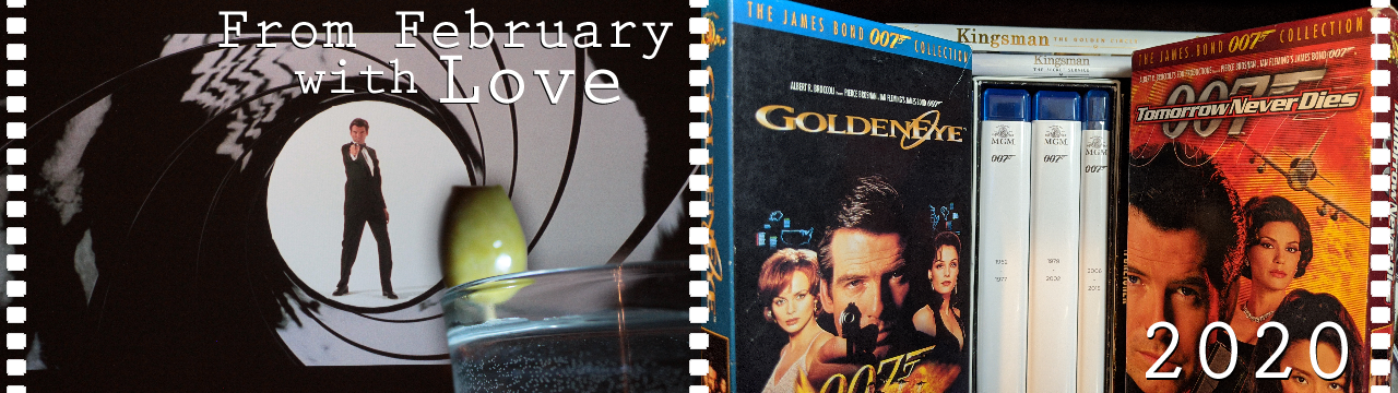 From February with Love - James Bond Movie Review