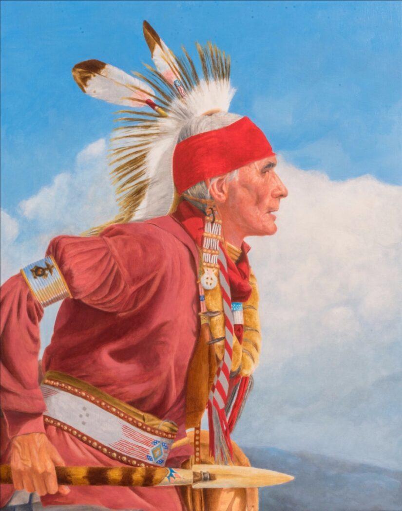 Jim Richards, Steadfast Patriot