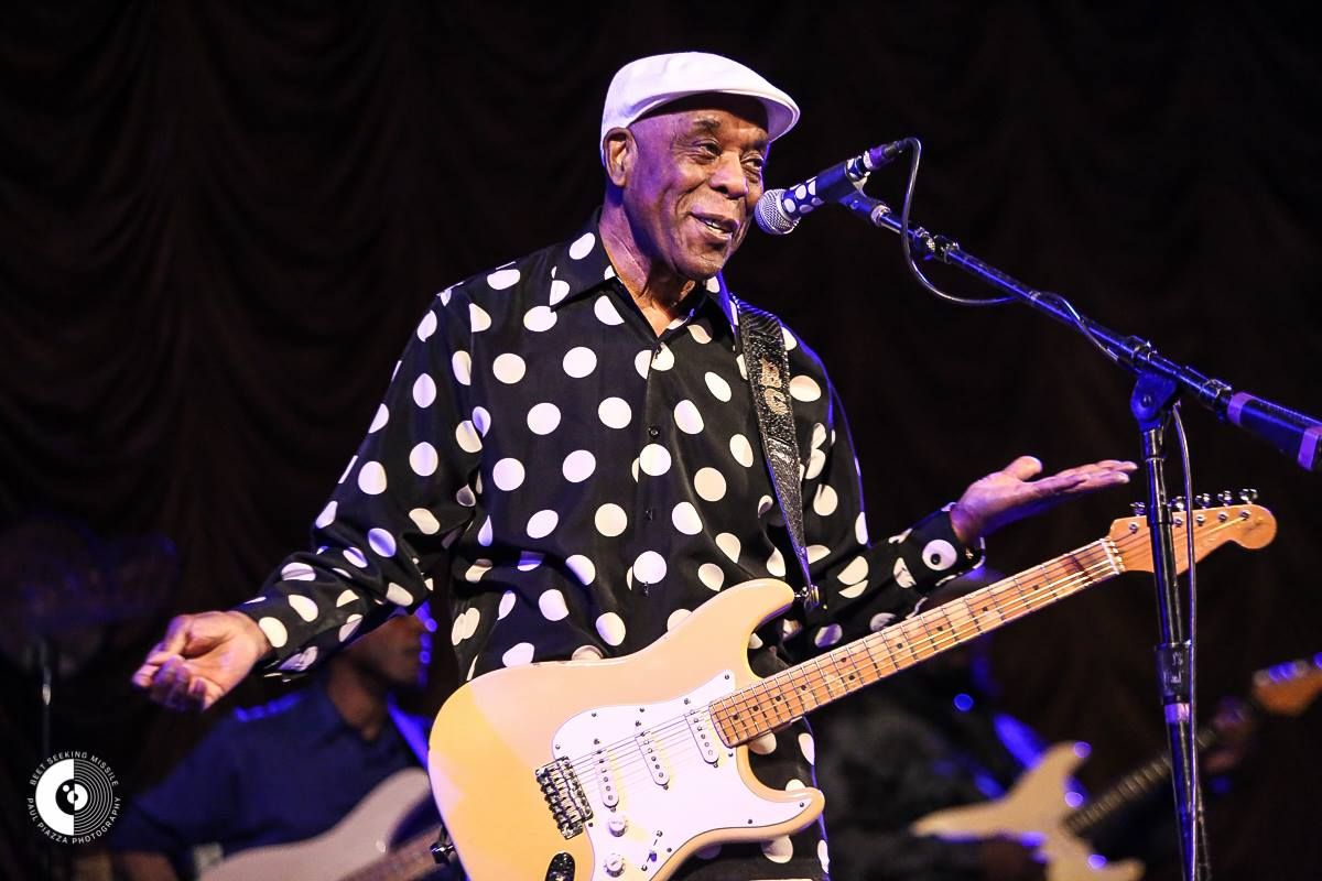 Buddy Guy @ THe Crest Theatre