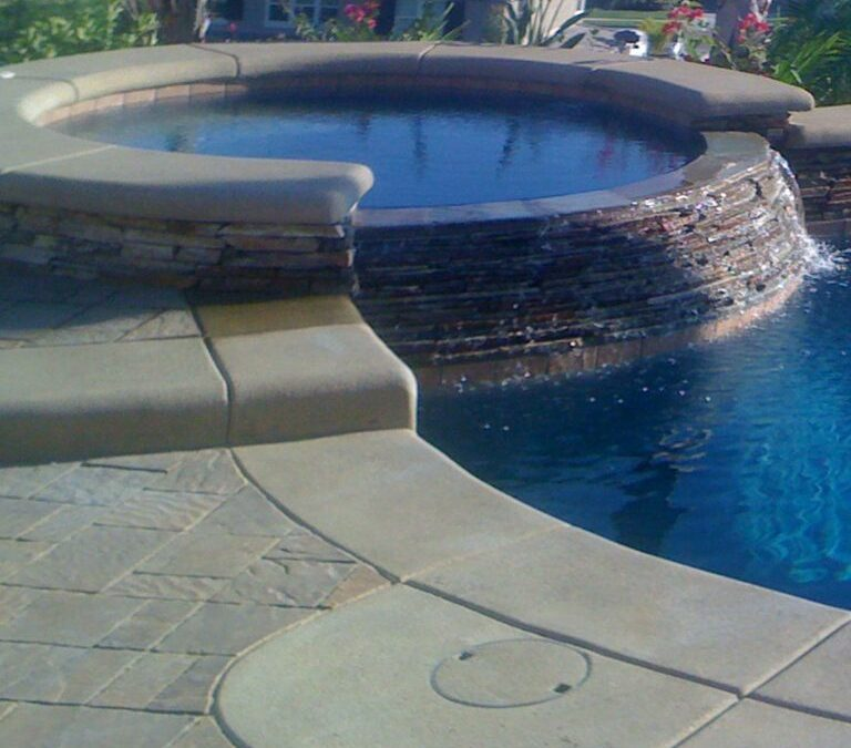 What type of special features can I put in my pool?