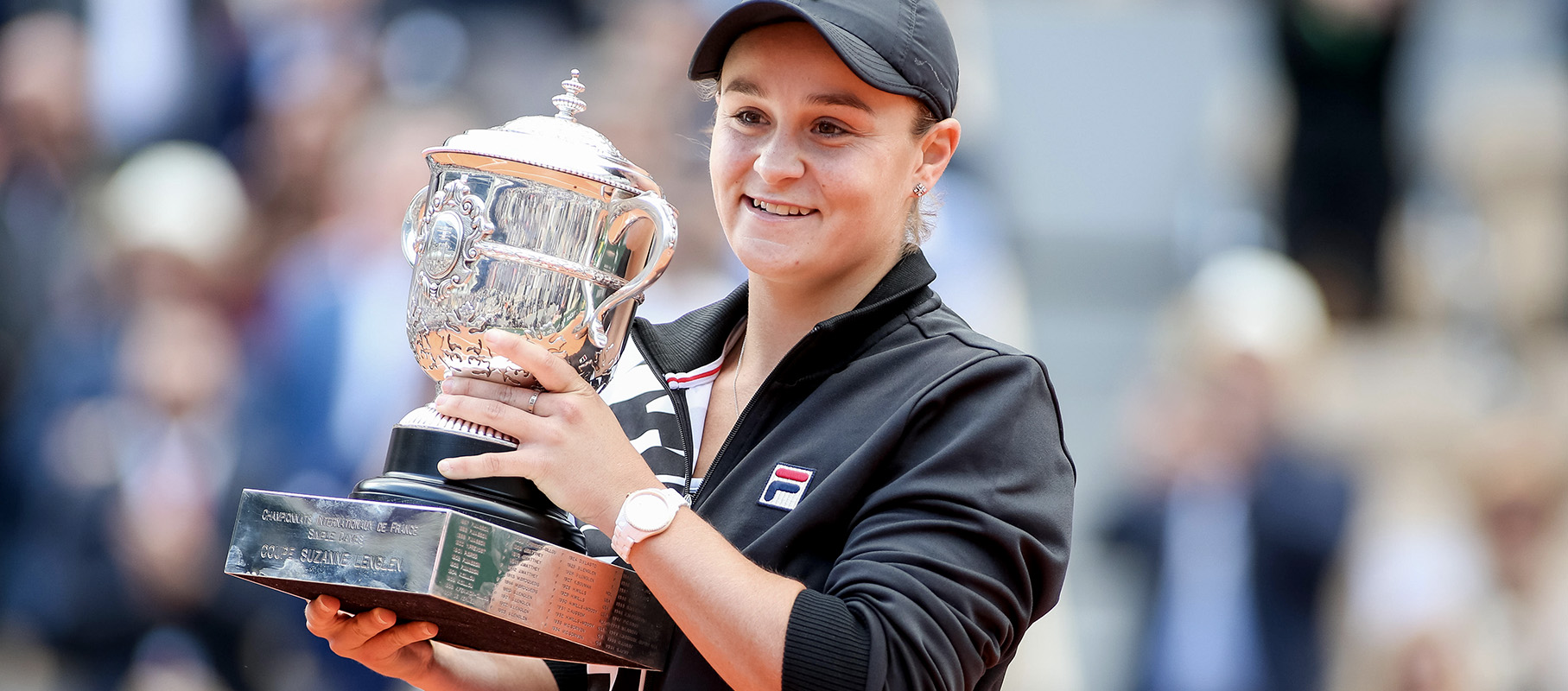 Fearless French Open Champion: Ash Barty
