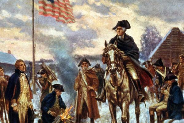 George Washington July 4