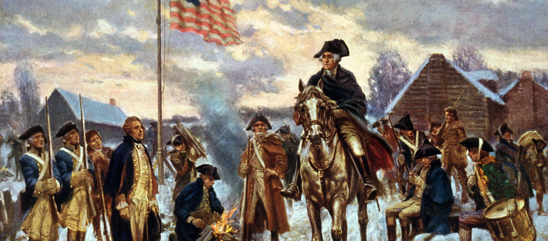 How George Washington Persevered to Lead America to Independence