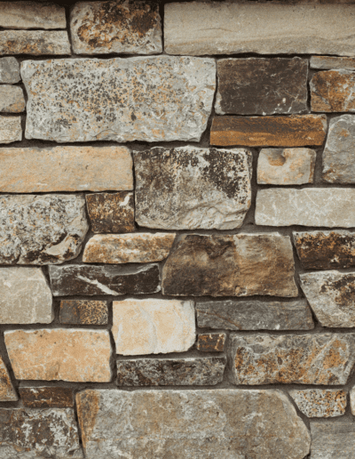 Glacier Mountain Ledge Veneer