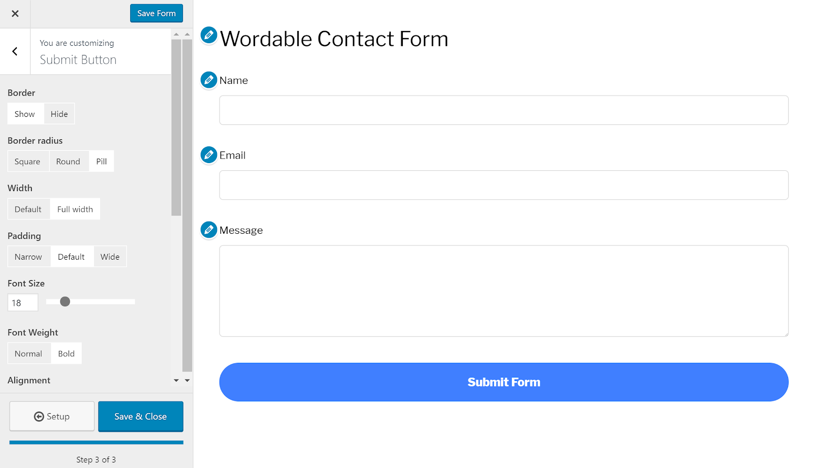 contact form wordpress 10