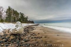 Winter at Lake Superior