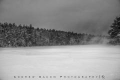 Winter at Randolph Lake