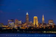 Cleveland_Skyline_Gold