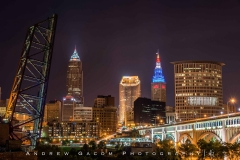 Cleveland_Skyline_Red_White_Blue