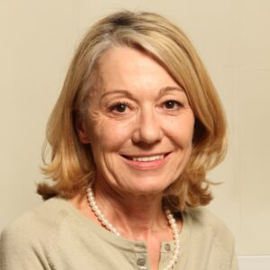 Anne-Marie Hutchinson OBE QC (UK)