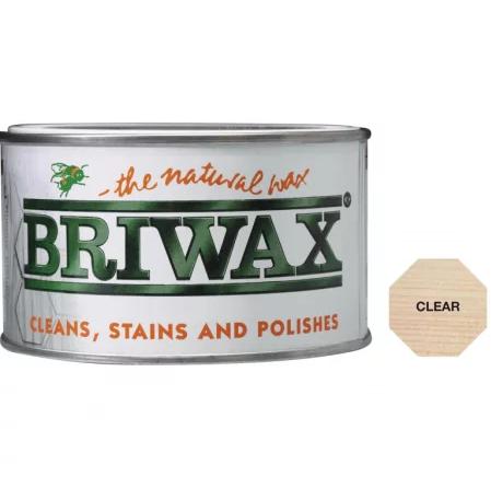 Briwax Clear Wax