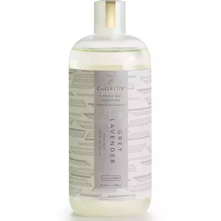 Illume Grey Lavender Dish Soap