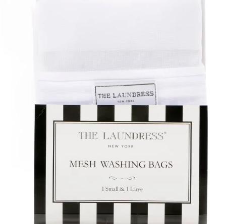 The Laundress Mesh Washing Bags