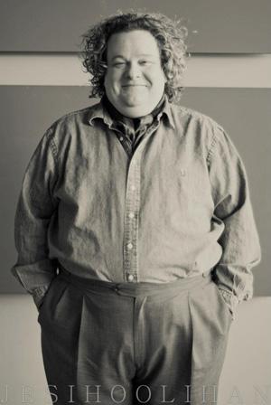 Patric Richardson The Laundry Evangelist