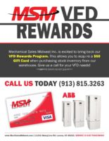 Need a VFD FAST? | Take Advantage of our VFD Rewards Program