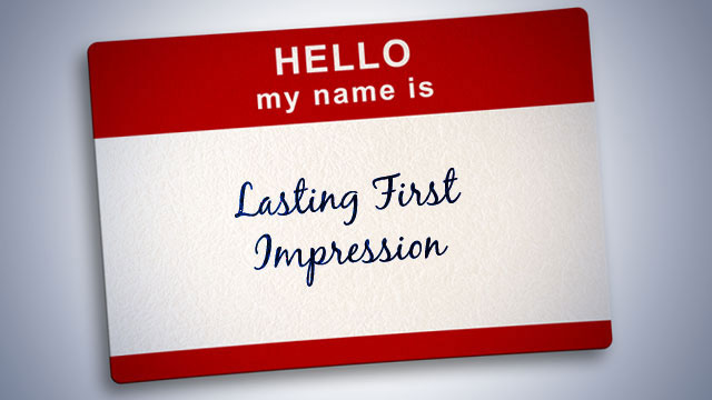 ARE YOU MAKING FIRST IMPRESSION INTERVIEW MISTAKES?