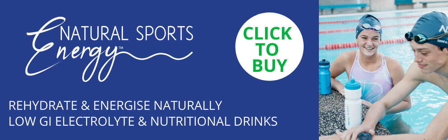 Natural Sports Energy Promo