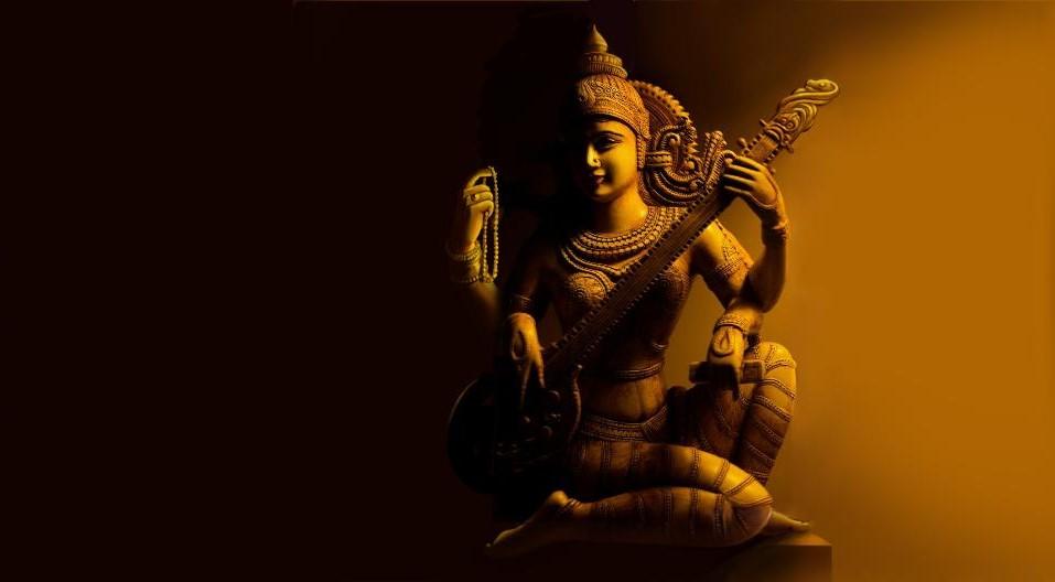 Saraswati and Vedic Sanskrit