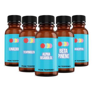 Terpene Isolate sample pack