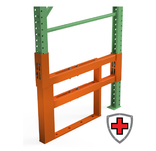Pallet Rack Repair Kit Rack Avenger 24""