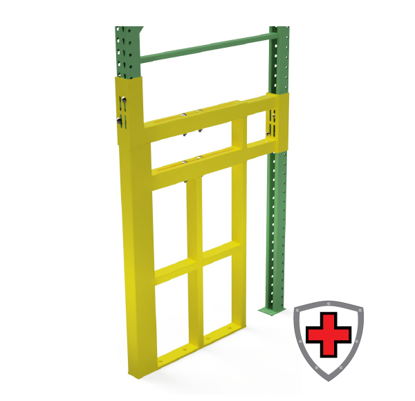 Pallet Rack Repair Kit Rack Avenger 48""