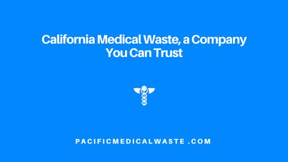California Medical Waste