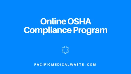 OSHA Compliance Medical Waste