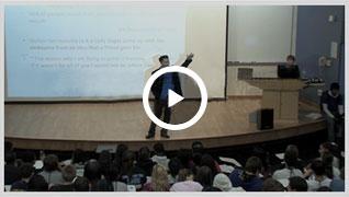 College Motivational Speaker Hoan Do speaks at WBW