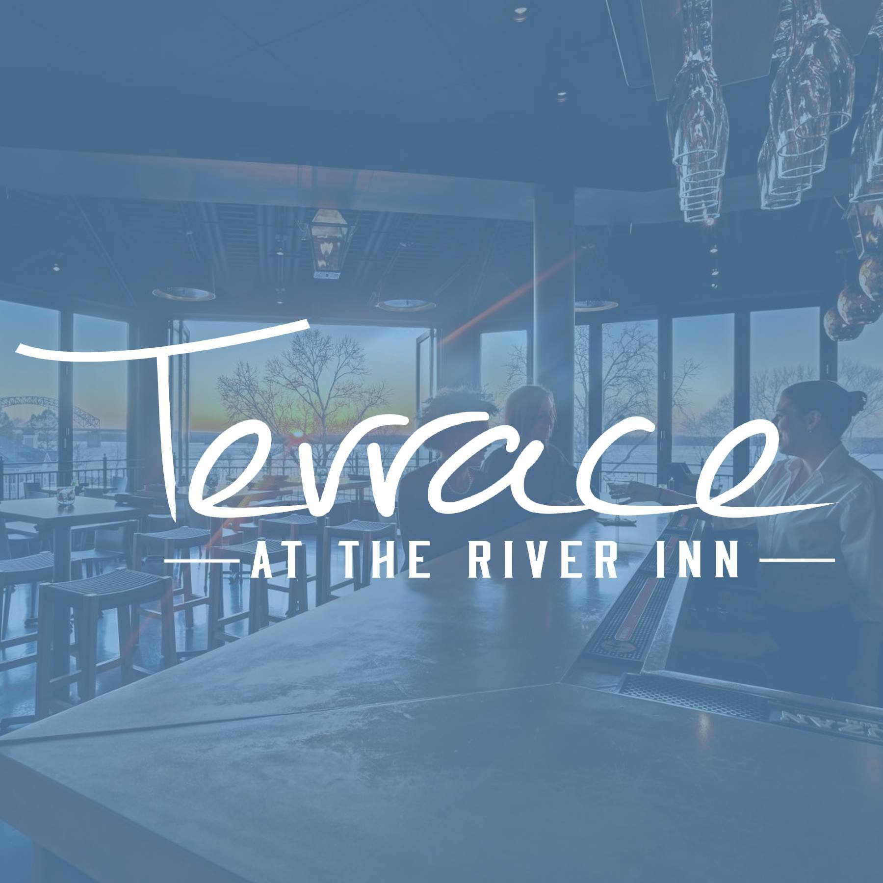 Terrace at the River Inn