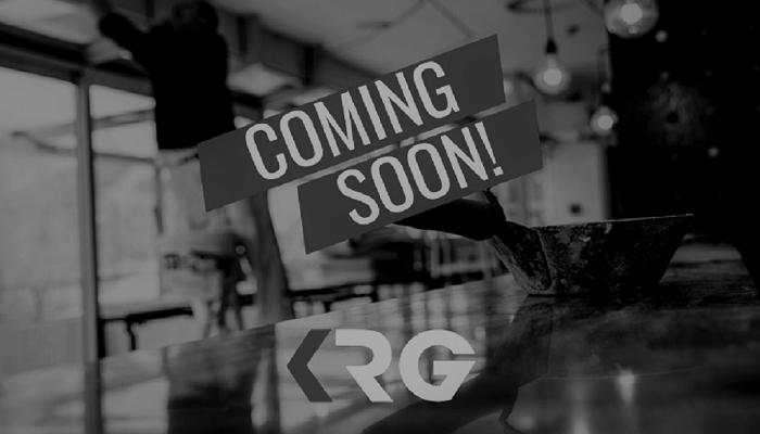 KRG Coming Soon