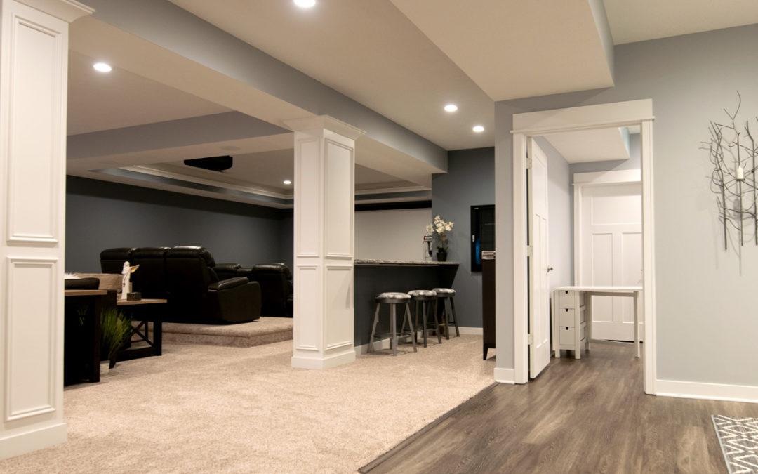 Proper Floor Type for Your New Basement