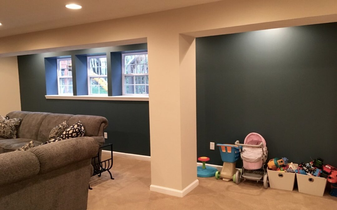 The Best Window Options for Your New Basement