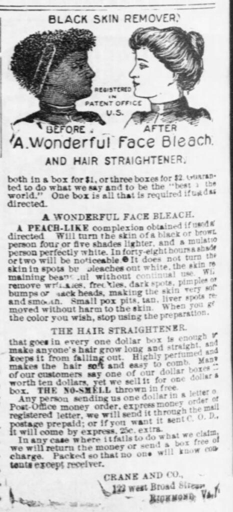 Colored American Magazine, February 15, 1902.  Via Newspapers.com