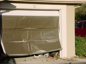 Broken Garage Door Repair Round Rock TX
