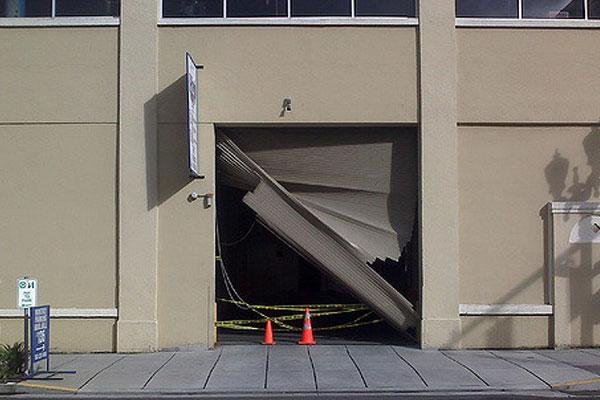 Broken Garage Door Repairs Austin