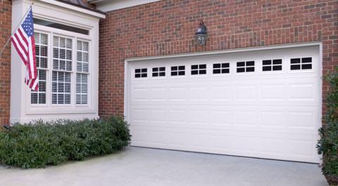 Buy Steel New Garage Door Austin TX
