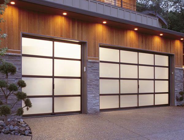 New Aluminum Garage Door Cedar Park