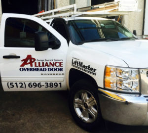 Alliance Overhead Garage Door Austin TX