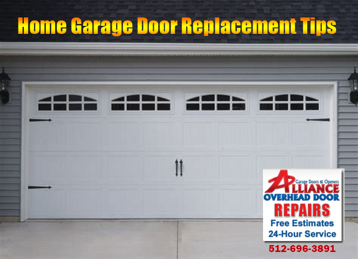 Home Garage Door Replacement Austin