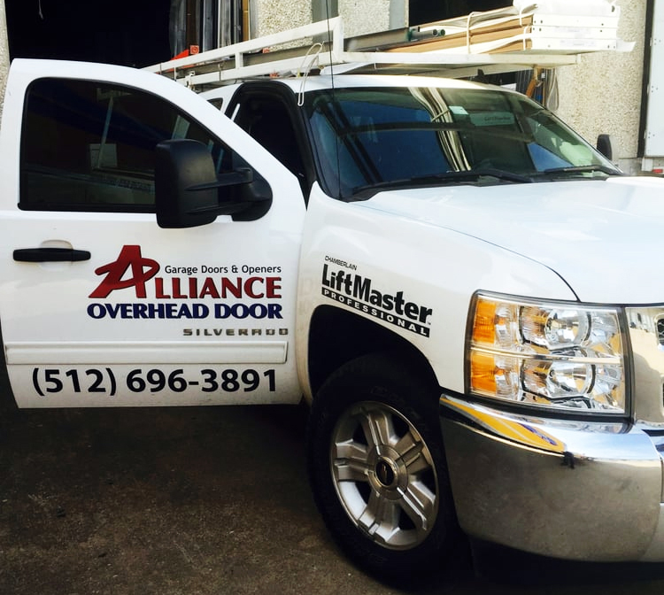 Overhead Garage Door Services Greater Austin TX