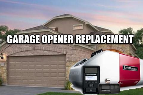 Replacing Garage Door Openers