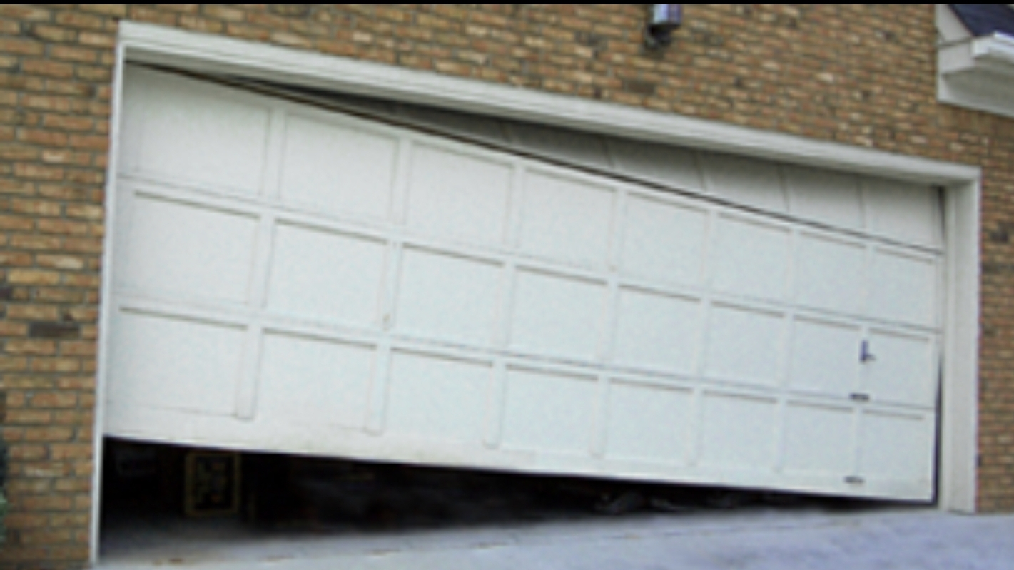 Broken Garage Door Repair Austin