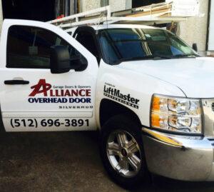 Residential Home Garage Door Services Austin