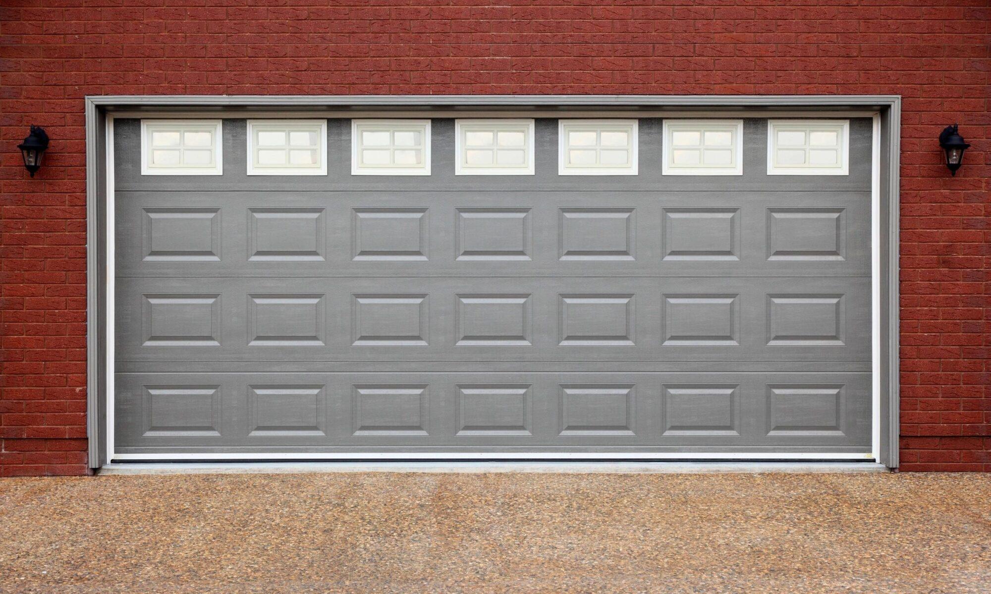 Garage Door Improvement