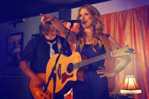 Lacey Cruse at Augustino Brewing