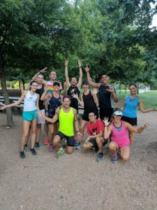 Austin Duathletes Run and Bike Training Group