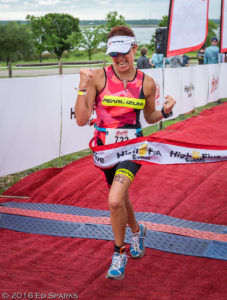 rookie tri finish line photos