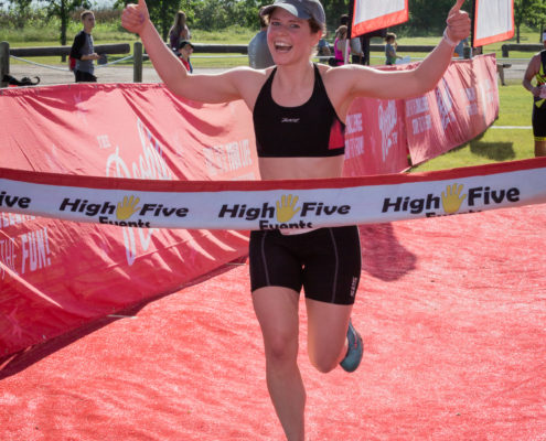 15th Annual Rookie Tri Introduces Hundreds to Triathlon